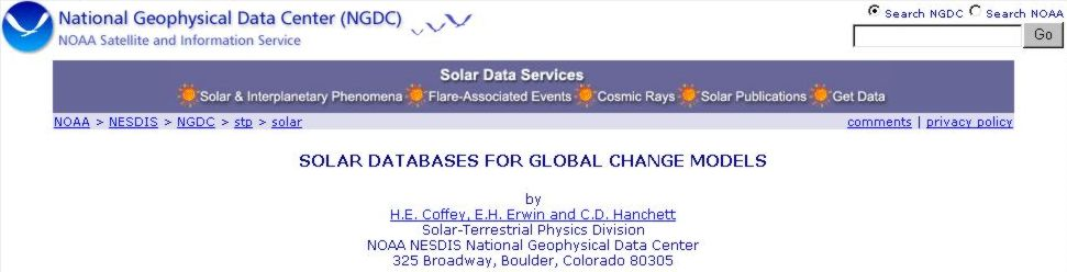 Read the NOAA report that the measured increase in solar irradiance explains the current global warming.